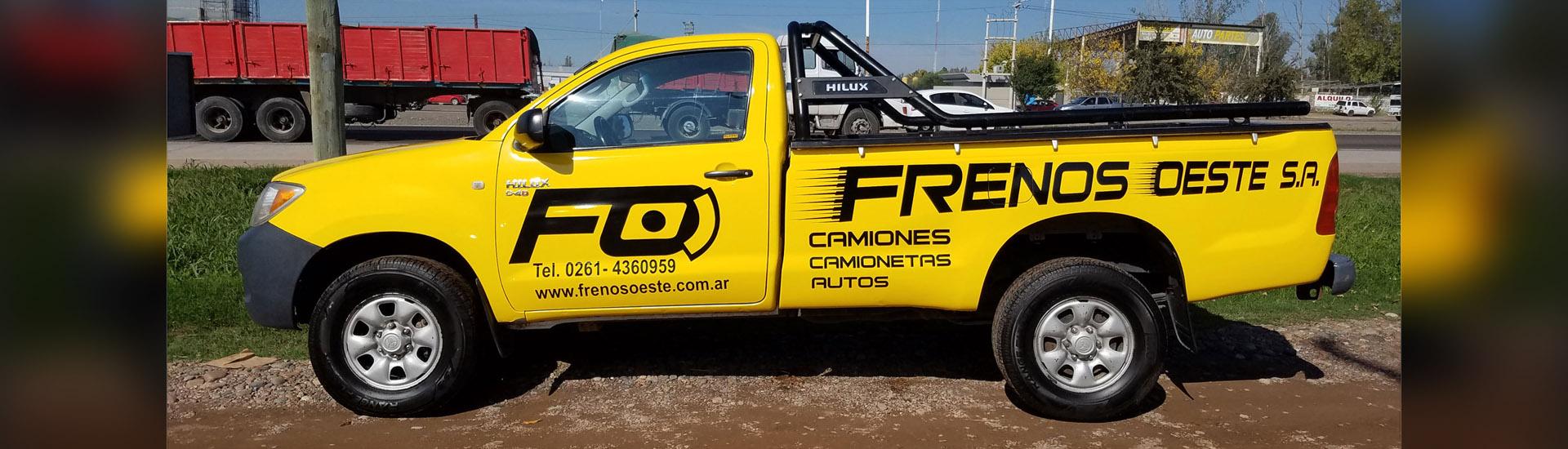 Servicio de Auxilio Toyota Hilux